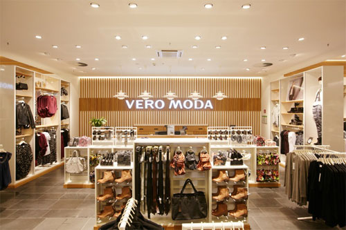 veromoda官方旗舰_vero  moda旗舰 店装修设计