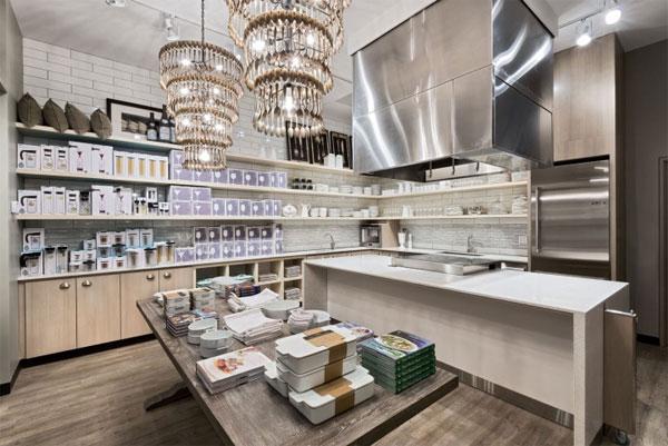 Cucina软装饰品店铺装修设计