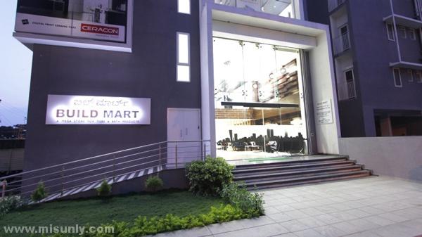 四个维度陶瓷零售店设计