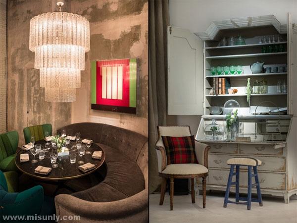 loft风格软装饰品店设计