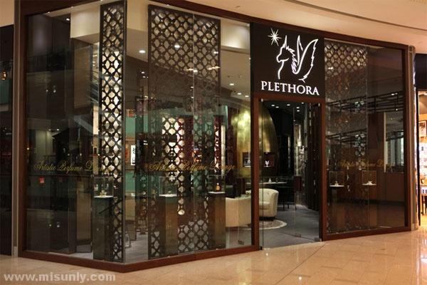 中式珠宝店设计