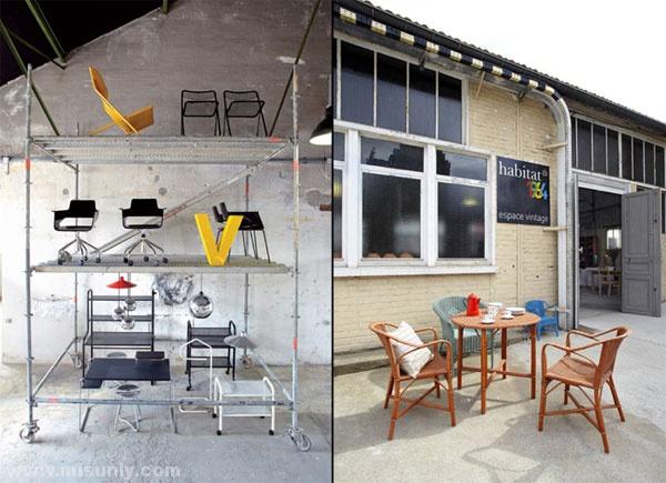 1964家具陈列专卖店店面设计