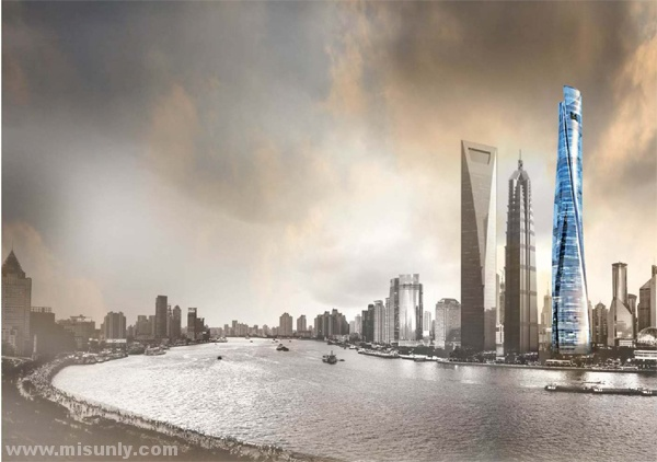 CCD上海中心J酒店设计概念方案酒店方案素材