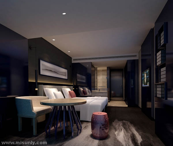 宏图街酒店设计