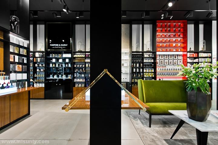 立陶宛维尔纽斯奶油香料店设计