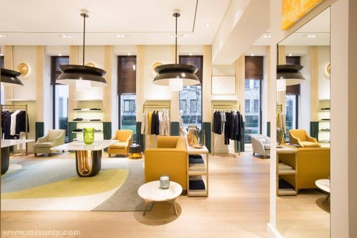 德国慕尼黑Apropos服装店设计