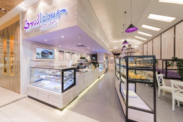 澳大利亚墨尔本Breadlicious面包咖啡店设计