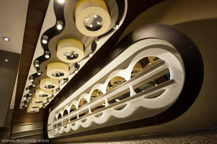 土耳其Euromar陈列室设计