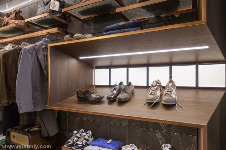 意大利Get 服装零售专卖店设计