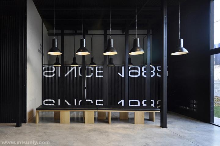 阿根廷Le Utthe服装店设计