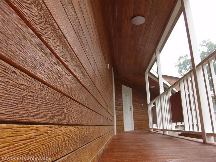 新型墙面材料——易美低碳板(你没见过的 材质)