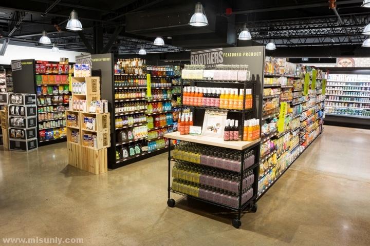 marketplace零售超市设计