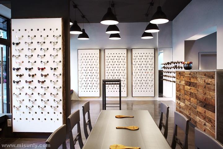 filia76眼镜店设计