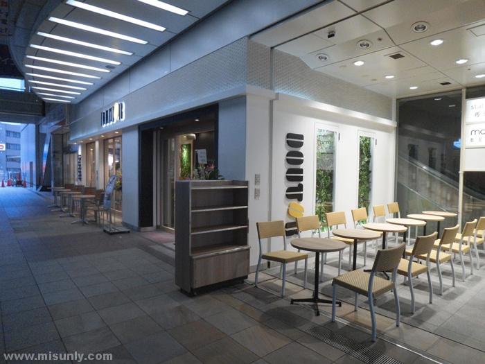 轻时尚咖啡店设计