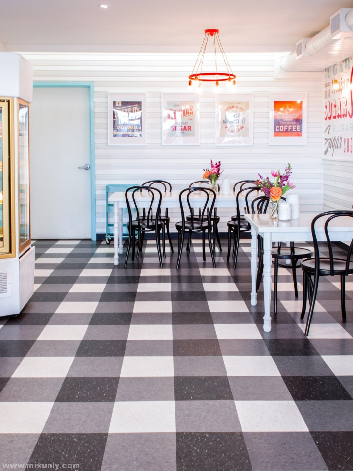 Sugar Mama's快餐厅设计