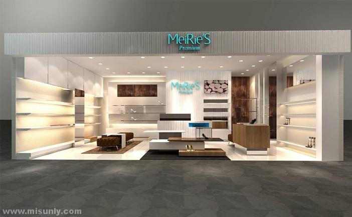 MeiRie's 鞋店设计