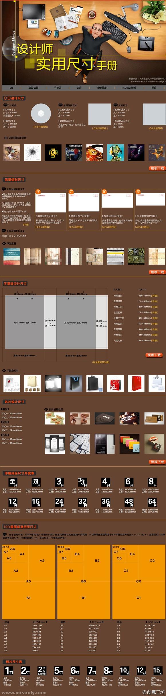 设计师实用手册
