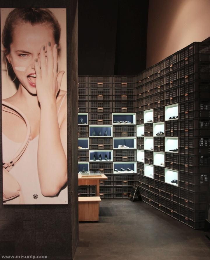 设计鞋店我们应该换个思路-来看看老外设计的店