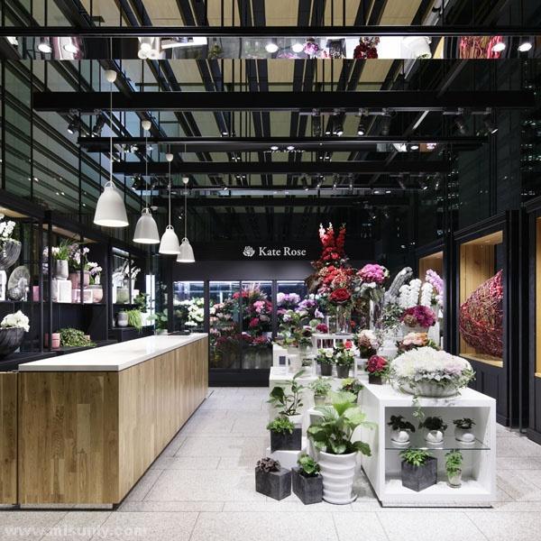 鲜花店设计