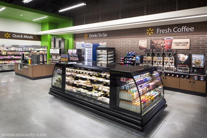 国外的沃尔玛超市和国内的区别