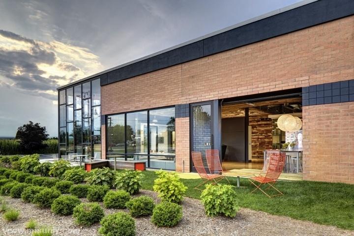 Interior Environments办公室设计