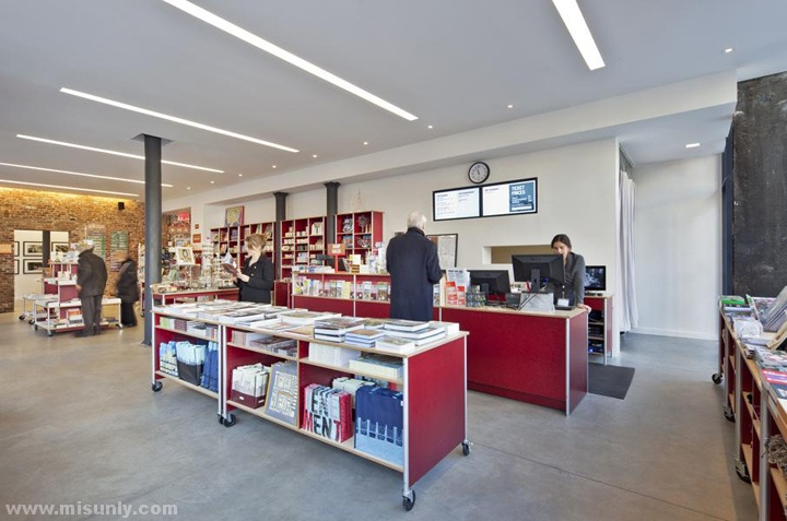 MUSEUM 书店设计