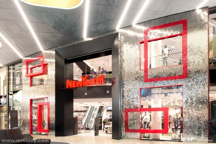 高端商场设计