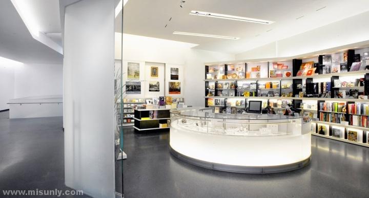 museum饰品店设计