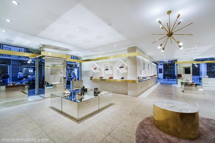 精品鞋店设计