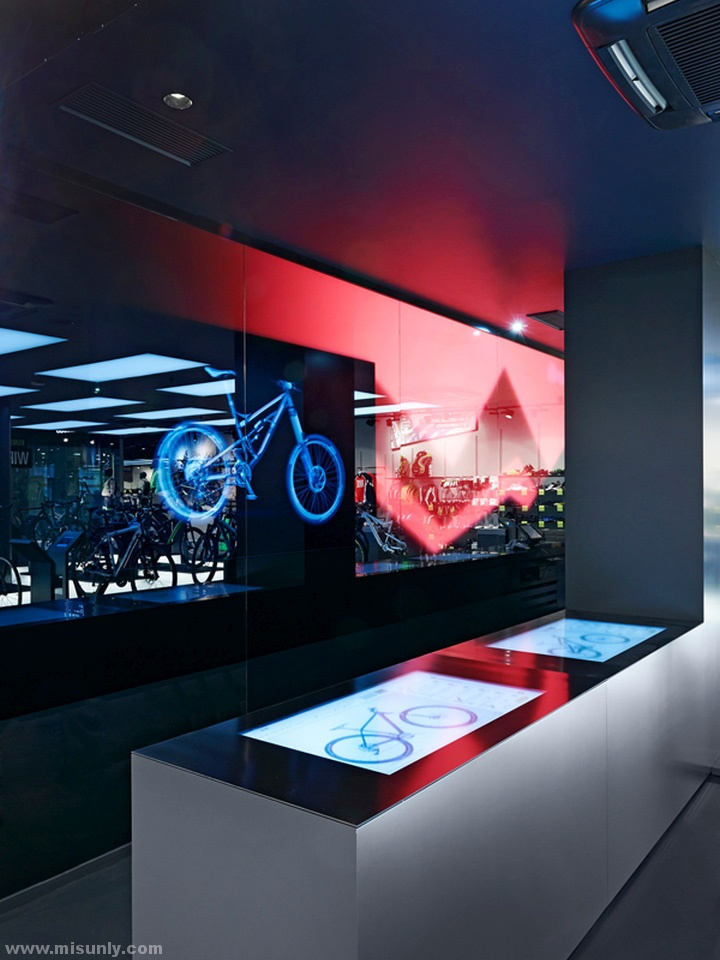 Rose-Biketown-Store-by-Blocher-Blocher-Partners-Munich-Germany-04