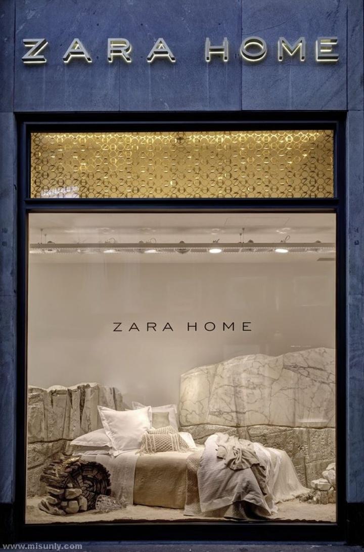 Zara家纺店设计