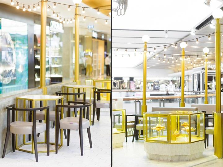 红酒店设计 only品牌女装店设计 简约男装专卖店设计 工业风餐厅设计
