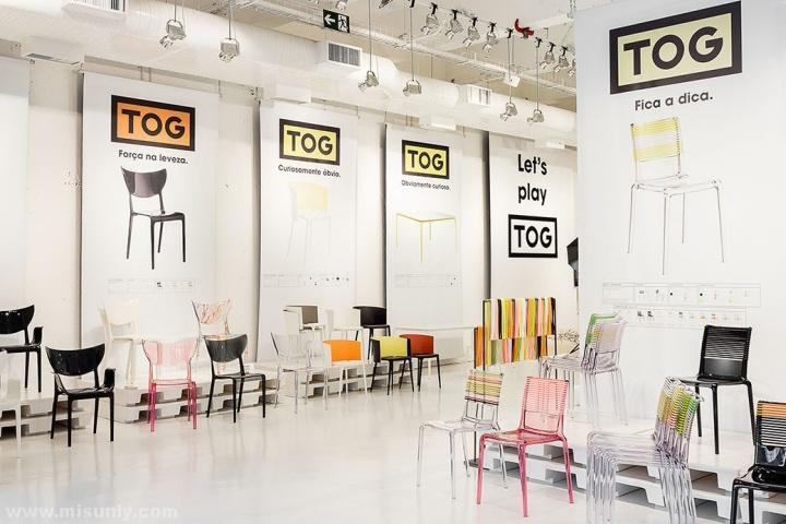 TOG家具专卖店设计