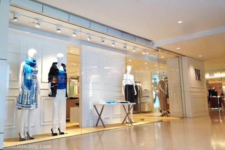 TSE 女装店设计