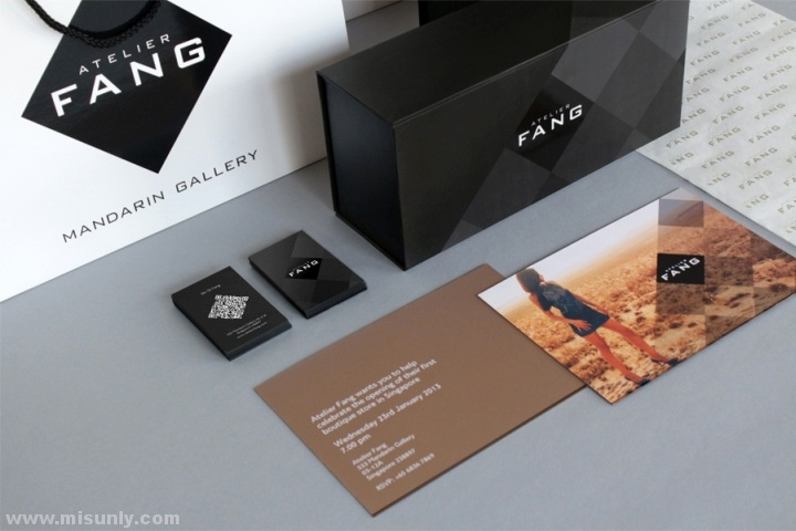 Atelier 品牌鞋包装设计