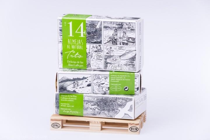 Canned食品包装设计