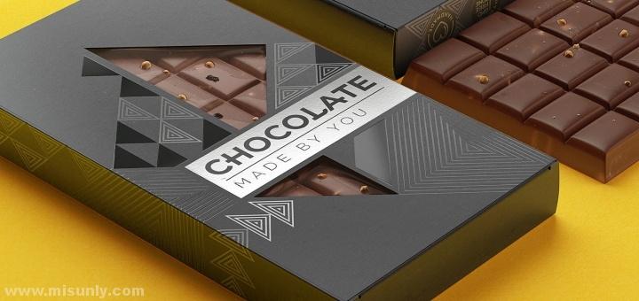 Chocolate巧克力包装设计