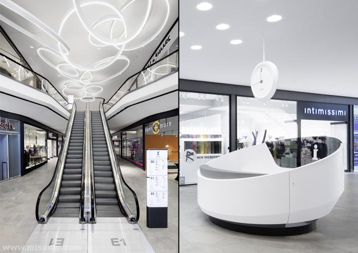 das gerber现代风格商场设计