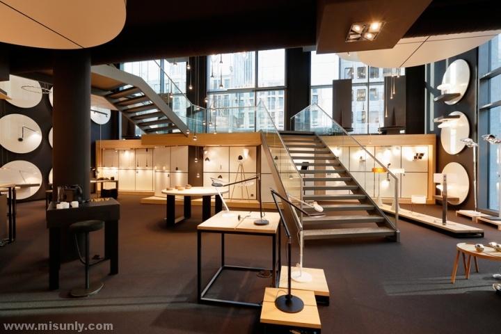 Luminaire 灯具专卖店设计