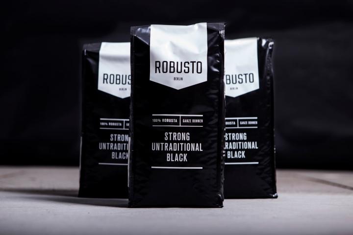 robusto茶叶包装设计